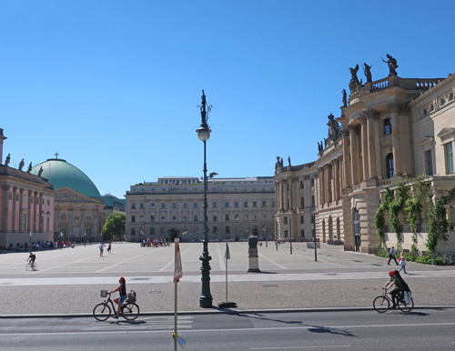 Bebelplatz, Berlin Germany