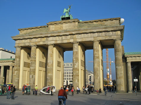 Berlin Germany Tourist Information and Travel Guide