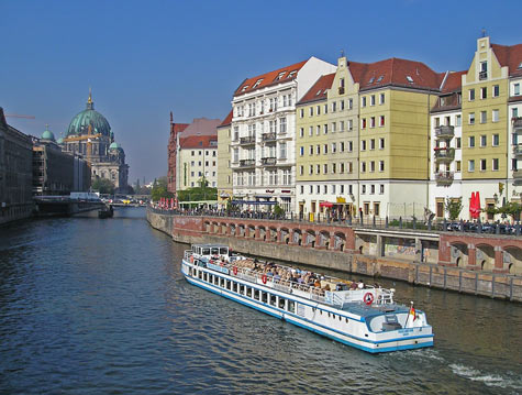Tourist Attractions in Berlin Germany
